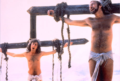 Brian, Jesus, it doesn't matter, they were both very naughty boys