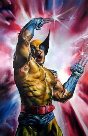 Wolverine Cartoons