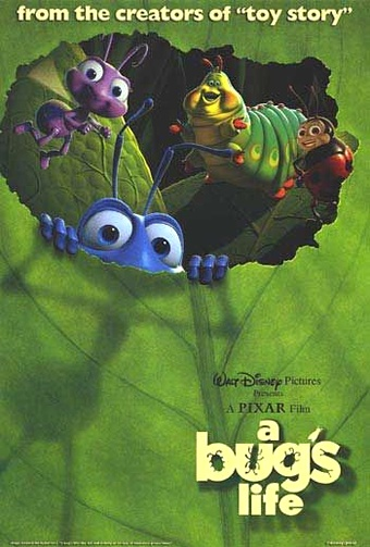 I loved Heimlich and the ladybug voiced by Denis Leary