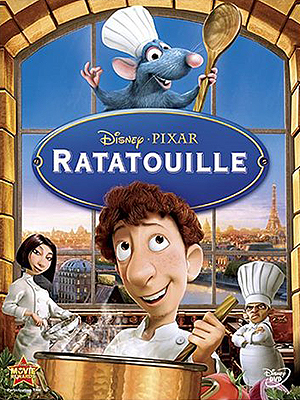 If this whole movie's in France, how come Remy had an American accent?