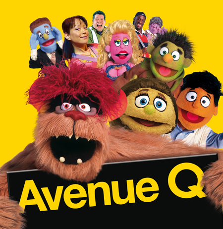 Avenue Q's fuzzy characters honed in on everyday examples of schadenfreude,