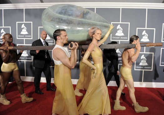 lady gaga 2011 grammys. The 2011 Grammys…