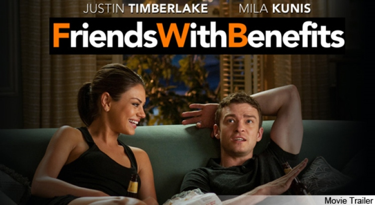 FILM REVIEW: FRIENDS WITH BENEFITS