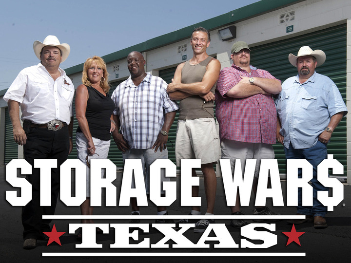 It's exactly like Original Storage Wars, but it's in Texas!