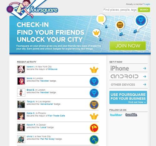 foursquare-unlock-your-city