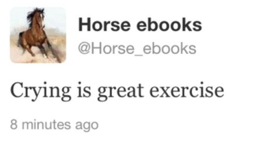 horse ebooks
