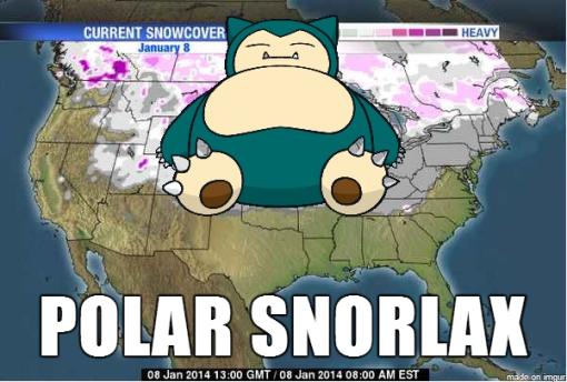 polar snorlax