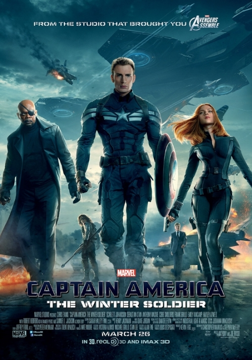 Oh come on, anyone who's familiar with Marvel should've known who Winter Soldier was.