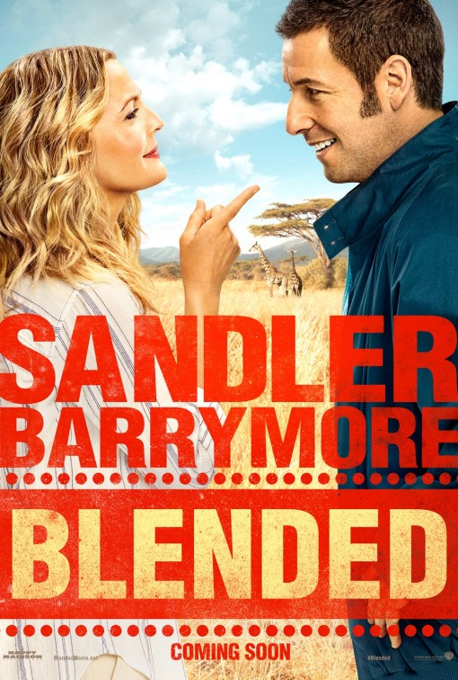 Adam Sandler & Drew Barrymore in: The Same Fucking Movie You've Seen 50 Times, But This Time It's in Africa.