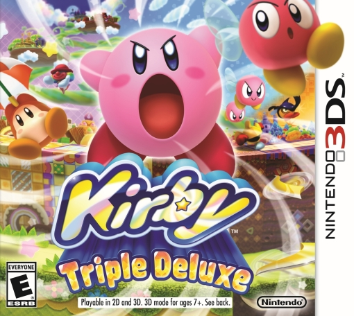 Seriously, a great Kirby game!