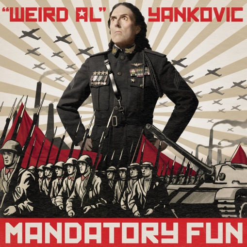 He who is tired of Weird Al is tired of life.