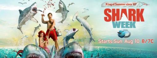 """One show used the phrase """"like a real-life Sharknado."""" Just...no, guys."""