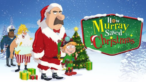 This was seriously a great Christmas special.