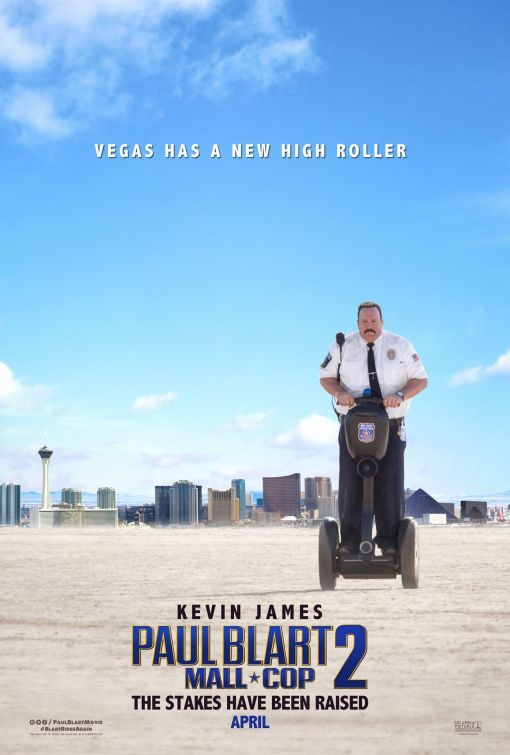 Let's just crap on Kevin James for 90 minutes because he agreed to do this movie!
