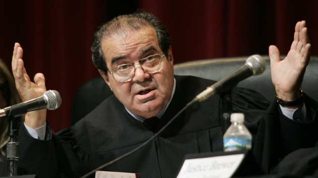 """""""Do you want your son to become become Chief Justice of the Supreme Court, or a sleazy male stripper?"""" """"Can't he be both, like the late Earl Warren?"""""""