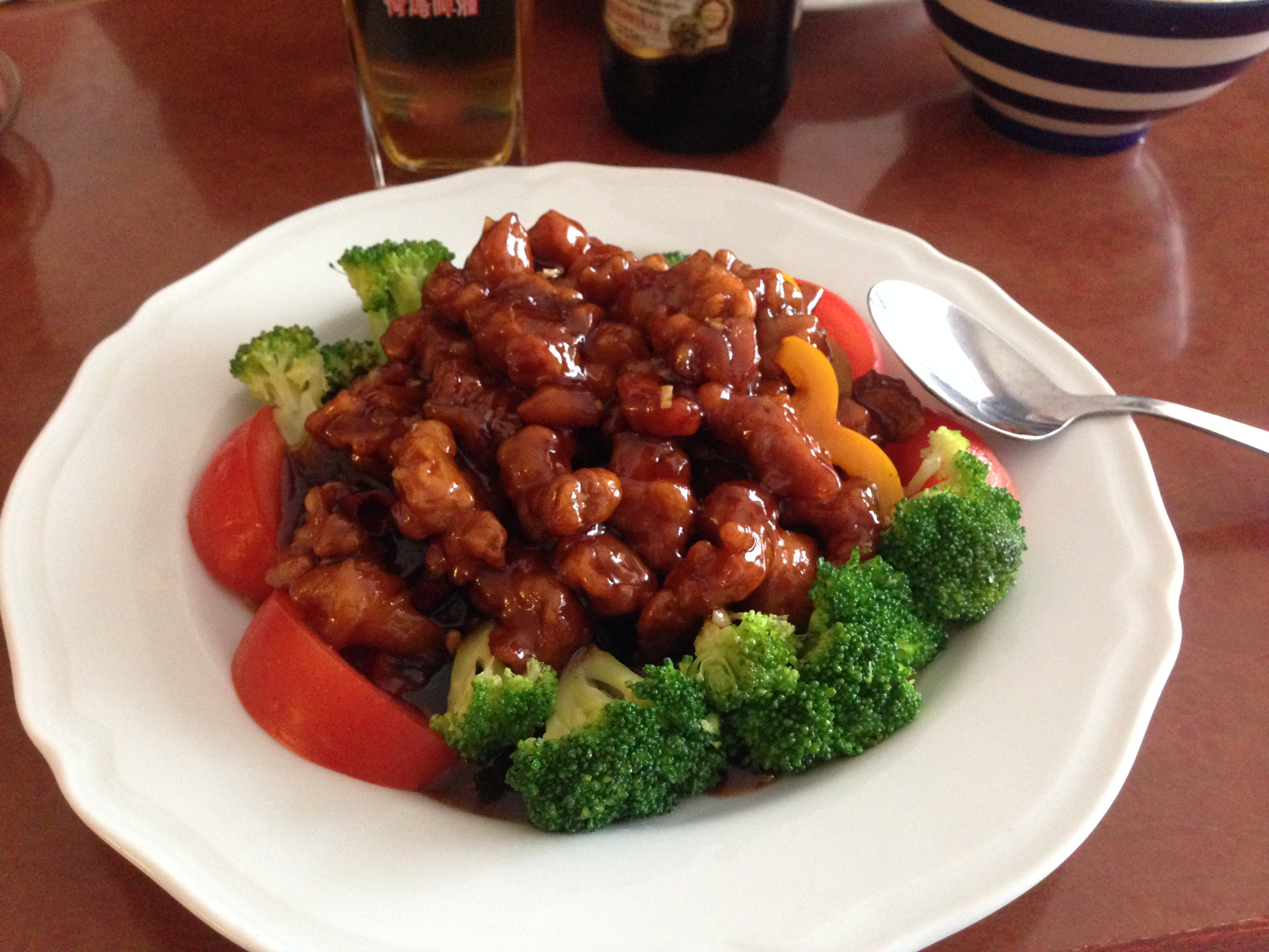 General Tso's Chicken…In 10 Words | ...In 10 Words